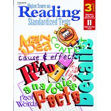 Higher Scores Reading Tests Gr 3