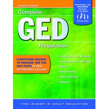 Complete Ged Preparation Reading