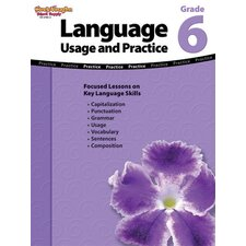 Language Usage And Practice Gr 6