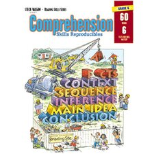 Comprehension Skills Gr 6