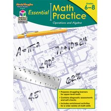 Essential Math Practice Operations