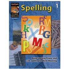 Core Skills Spelling Gr 1