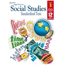 Higher Scores Social Stud. Tests 3