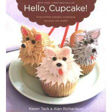 <strong>Houghton Mifflin Harcourt</strong> Hello, Cupcake!; Irresistibly Playful Creations Anyone Can Make
