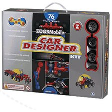 Zoob Car Designer Set