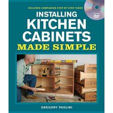 <strong>Ingram Book & Distributor</strong> Installing Kitchen Cabinets Made Simple