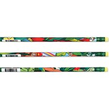 <strong>J.R. Moon Pencil Co.</strong> Rainforest Assorted Pencils 12/box