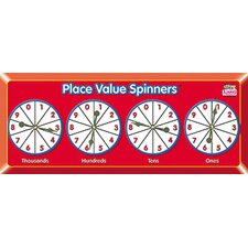<strong>Kagan Publishing</strong> Place Value Spinners