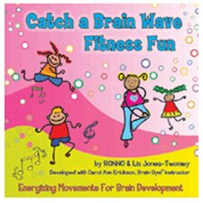 Kids Catch A Brain Wave Fitness Fun Cd