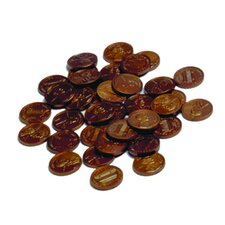 Plastic Coins - Pennies (Set of 100)