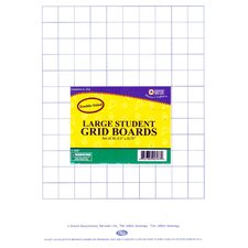Student Grid Double-Sided (Set of 30)