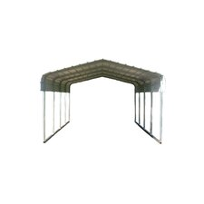 12' H x 12' W x 20' D Classic Car Port