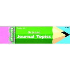 Journal Booklet Science Gr 4-8