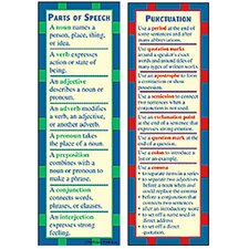 Parts Of Speech & Punctuation Smart
