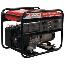 4,000 Watt Gasoline Generator
