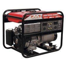5,000 Watt Gasoline Generator