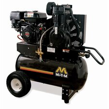 30 Gallon 2 Stage Portable Air Compressor