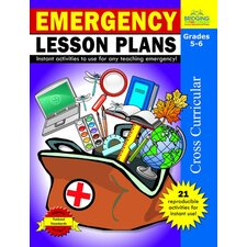 Emergency Lesson Plans Gr 5-6