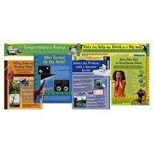 Global Warming Bulletin Board Set