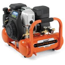 4 Gallon Contractor Honda Powered Oil Free Direct Drive Air Compressor