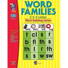 Word Families 3 & 4 Letters