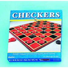 <strong>Pressman Toys</strong> Checkers Includes Checkers & Board