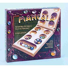 <strong>Pressman Toys</strong> Mancala Ages 6 To Adult 2 Players