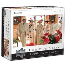 Downton Abbey 1000 Piece Flower Show Puzzle