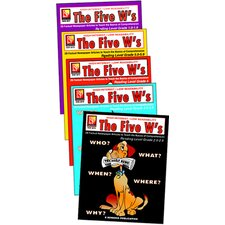 The Five Ws Book Set (Set of 5)