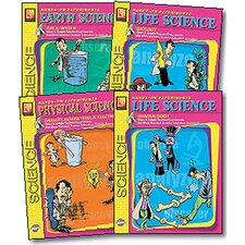 Earth Physical & Life 4 Book Set