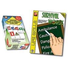 Survival Signs & Symbols Flash