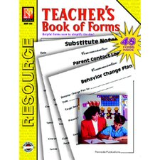 Teachers Book Of Forms