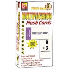 Timed Math Multiplication Flash