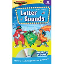 Letter Sounds Cd + Book