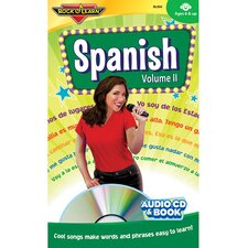 Spanish Volume Ii Cd + Book