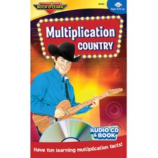 Multiplication Country Cd+book
