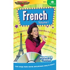 French Vol 1 Cd + Book