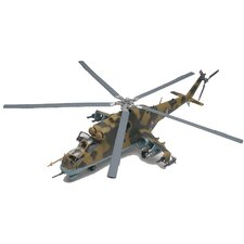 1:48 MIL-24 Hind Plastic Helicopter Model Kit