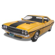 1:25 Dodge Challenger 2 'n 1 Plastic Model Kit