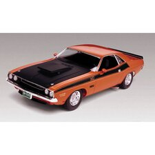 1:24 Dodge Challenger 2 'n 1 Car Model Kit