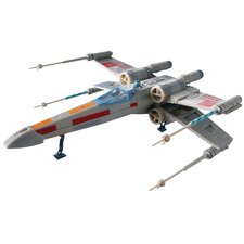 Star Wars X-Wing Fighter Plane Model Kit
