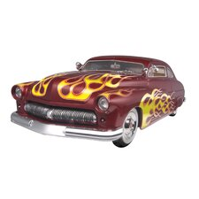1949 Mercury Custom Coupe 2N1 Car Model Kit