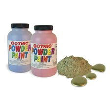 1lb Gothic Powder Tempera Yellow