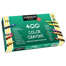 Sargent Art Best Buy Crayon