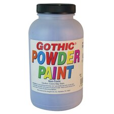 1lb Gothic Powder Tempera Blue