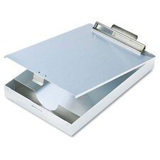 Redi-Mate Aluminum Storage Clipboard