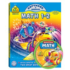 Math 1-2 Software And Workbook
