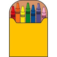 Mini Notepads Crayon Box