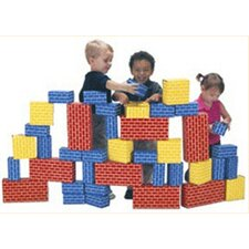 <strong>Smart Monkey</strong> Imagibricks Giant Building 40pc Set