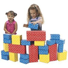 <strong>Smart Monkey</strong> Imagibricks Giant Building 24pc Set